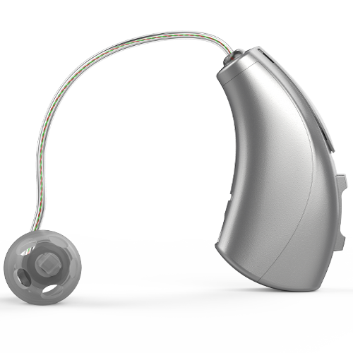 Receiver-In-Canal Hearing Aid with Artificial Intelligence